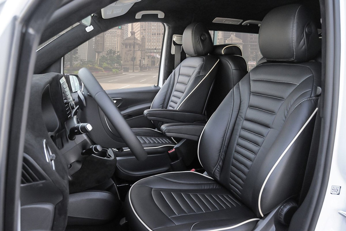 Driver and Passenger Front Seat Covers