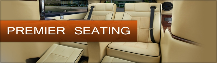 Sprinter Seating Limousine Seating