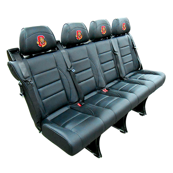 Replacement Van Seats : Sprinter factory person bench replacement cover