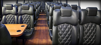 Custom Sprinter Seats