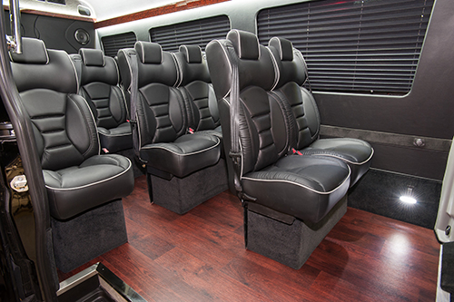 Royale Bus And Van Shuttle Seat Premier Products