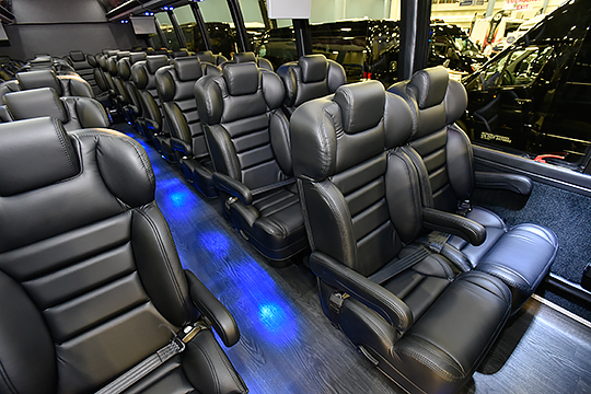 Custom RV seats