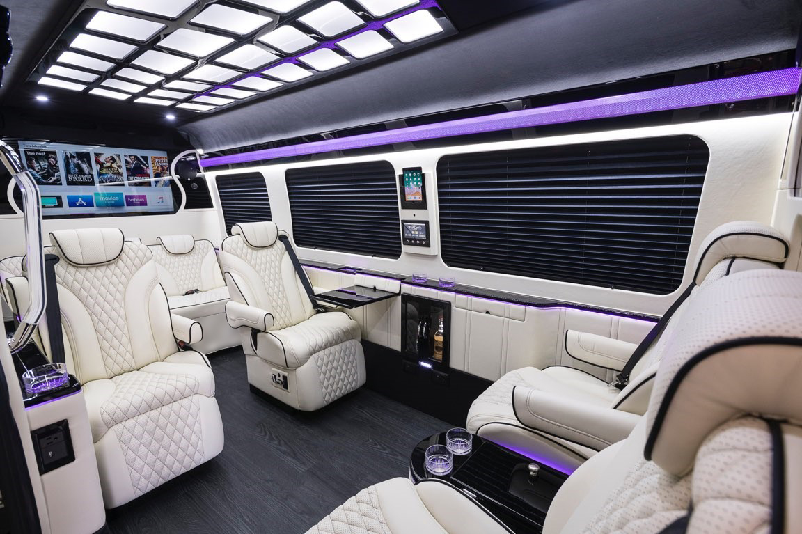 Maybach Sprinter Captain Chair