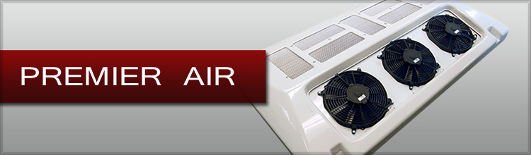 Premier Air HVAC for Sprinters, Buses, Transits, Ford, Chryslers and Mercedes
