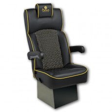 Spyder Bus and Van Shuttle Custom Seat